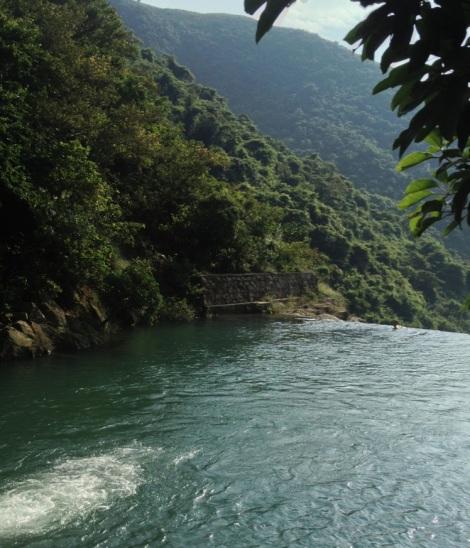 Man Cheung Po infinity pool Tai O Lantau 4