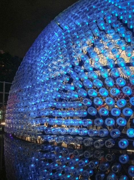 Rising Moon sculpture Lantern Festival Hong Kong 2013 1
