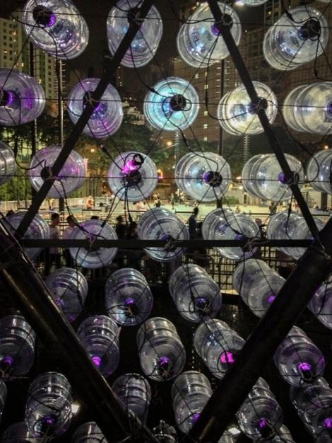 Rising Moon sculpture Lantern Festival Hong Kong 2013 8