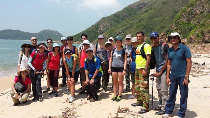 Shek Pik to Tai O Lantau Hike Hong Kong 1