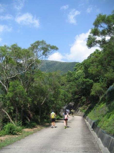 Shek Pik to Tai O Lantau Hike Hong Kong 2