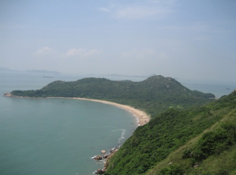 Shek Pik to Tai O Lantau Hike Hong Kong 3