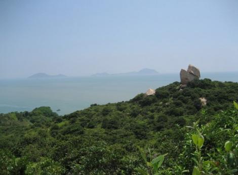 Shek Pik to Tai O Lantau Hike Hong Kong 4