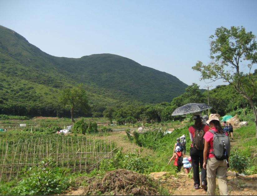 Shek Pik to Tai O Lantau Hike Hong Kong 8 Yi O