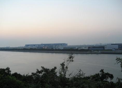 Tai O tu Tung Chung Hike 11 Airport