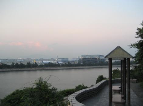 Tai O tu Tung Chung Hike 12 Airport