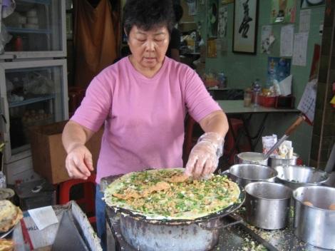 Tai O tu Tung Chung Hike 3 Chinese Pizza