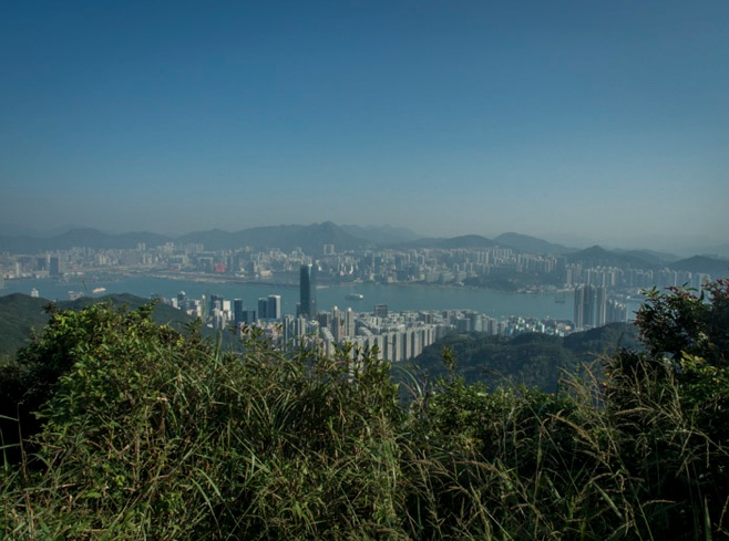 Green Power Trainings Hike 25km 2 Kowloon