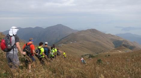 3 Peaks to Buddha Hike 10 Sunset Peak