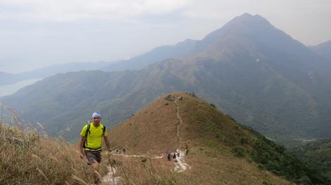 3 Peaks to Buddha Hike 12 Lantau Peak