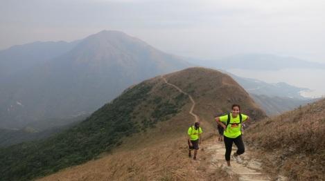 3 Peaks to Buddha Hike 13 Lantau Peak