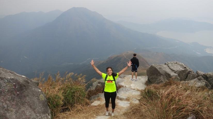 3 Peaks to Buddha Hike 14 Lantau Peak