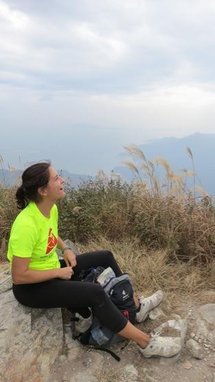3 Peaks to Buddha Hike 16 Lantau Peak
