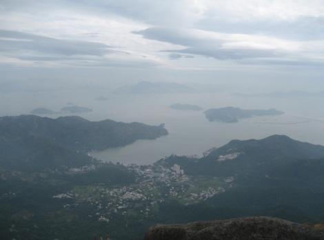 3 Peaks to Buddha Hike 4 Discovery Bay