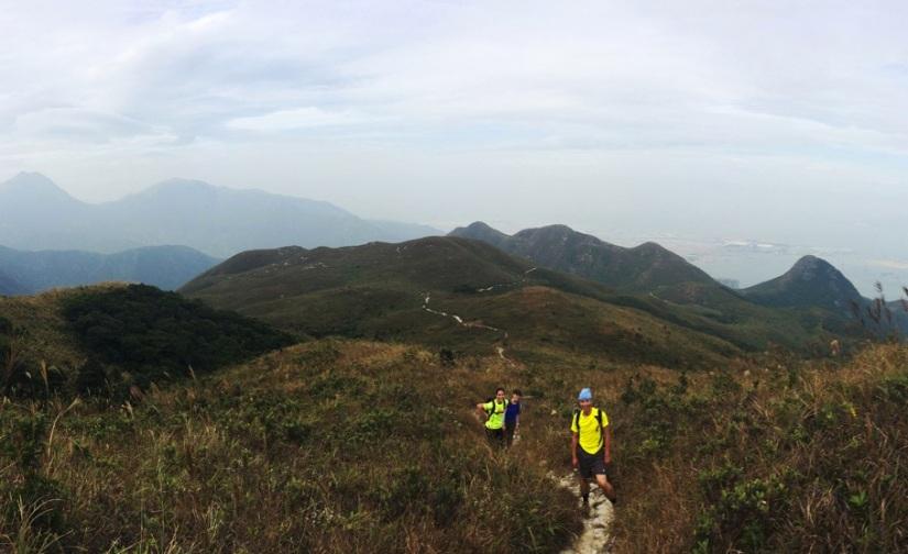 3 Peaks to Buddha Hike 4