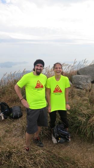 3 Peaks to Buddha Hike 5 Lin Fa Shan