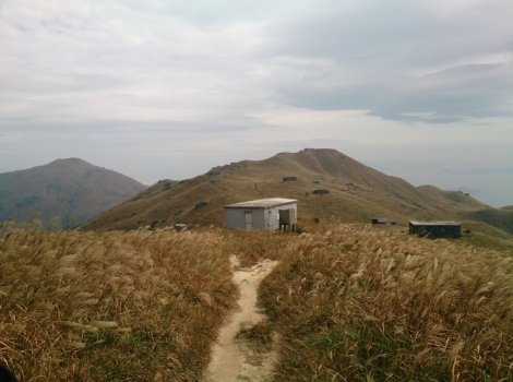 3 Peaks to Buddha Hike 7 Sunset Peak
