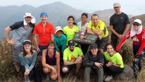 3 Peaks to Buddha Hike 8 Sunset Peak