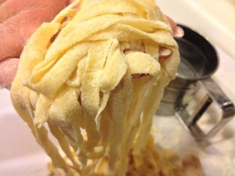 Homemade in HK blog handmade pasta