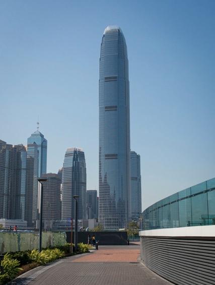 Esplanade Central to Wan Chai Hong Kong 1