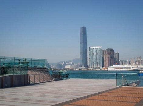 Esplanade Central to Wan Chai Hong Kong 2