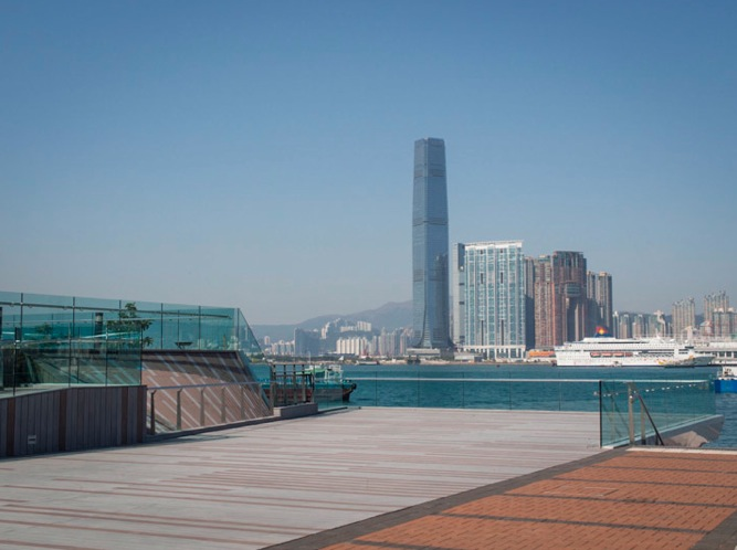 Esplanade Central to Wan Chai Hong Kong 2