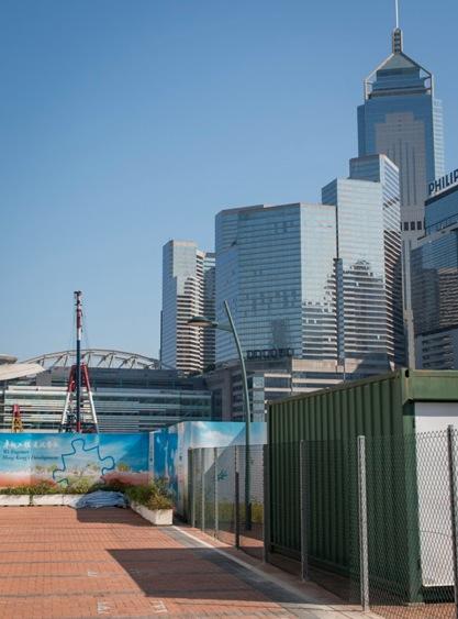 Esplanade Central to Wan Chai Hong Kong 3