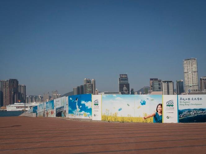 Esplanade Central to Wan Chai Hong Kong 4