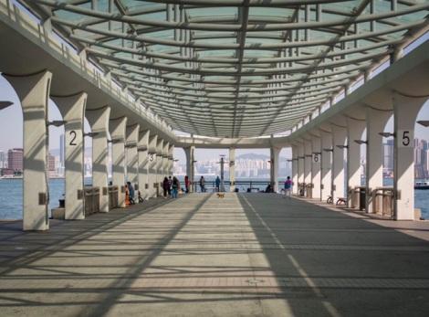 Public Ferry Pier Hong Kong 1