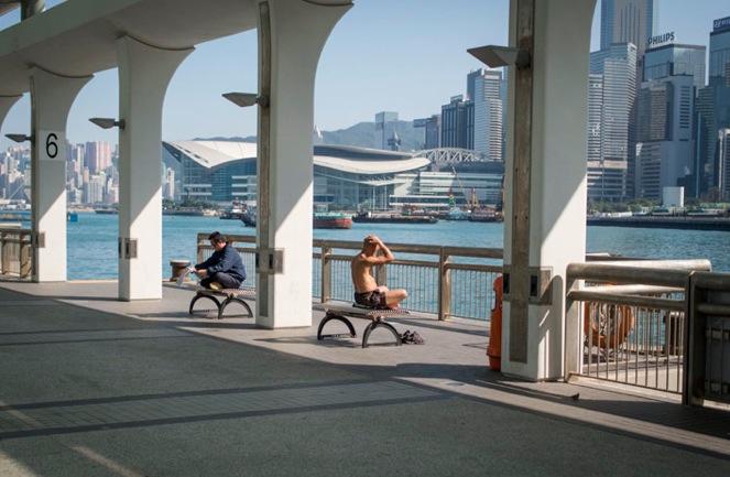 Public Ferry Pier Hong Kong 4