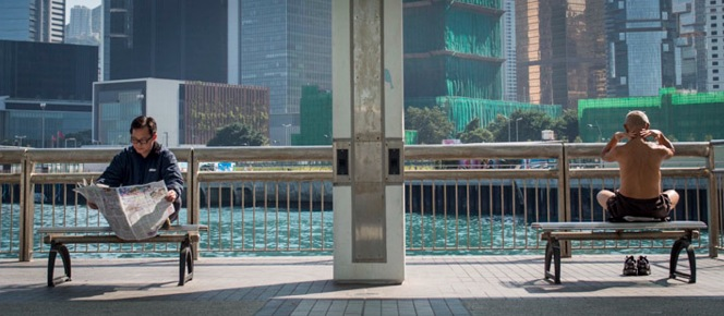 Public Ferry Pier Hong Kong 5
