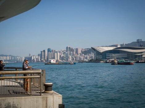 Public Ferry Pier Hong Kong 6