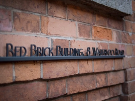 Red Brick Building 2
