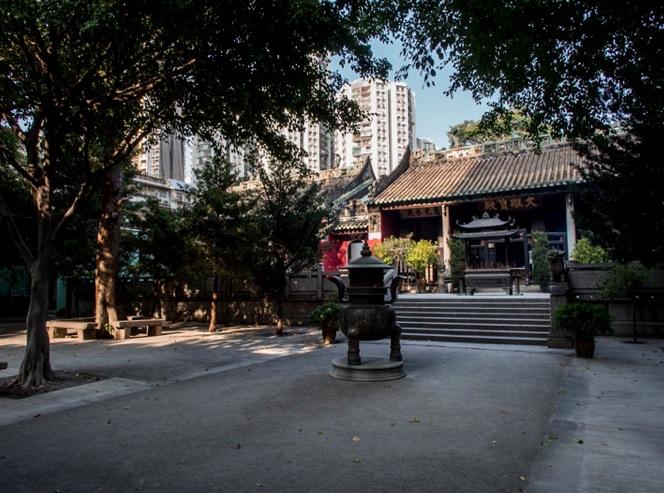 Macau Kun Iam Temple 1