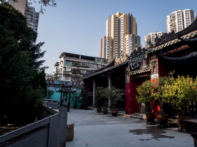 Macau Kun Iam Temple 2