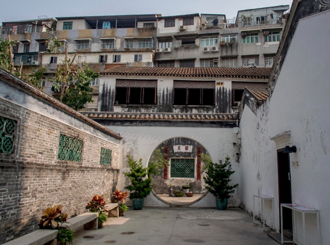 Macau Mandarin's House 2013-1