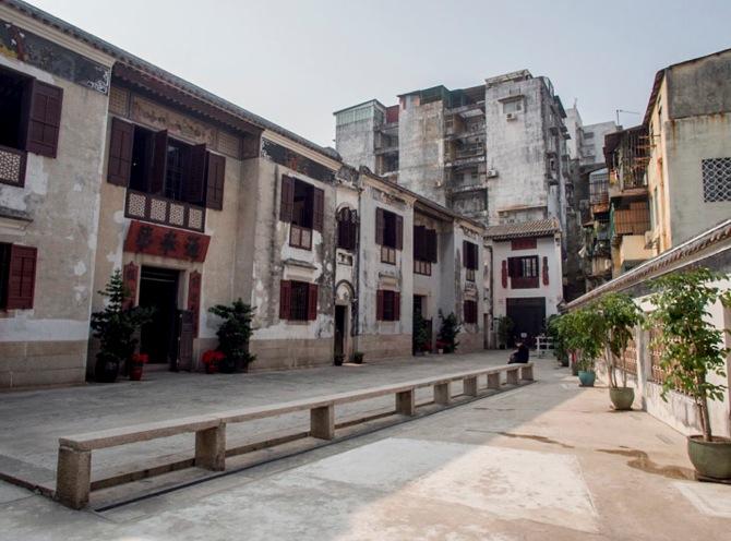 Macau Mandarin's House 2013-2