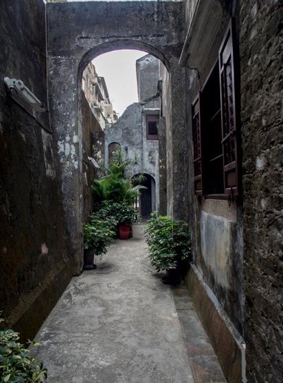 Macau Mandarin's House 2013-7