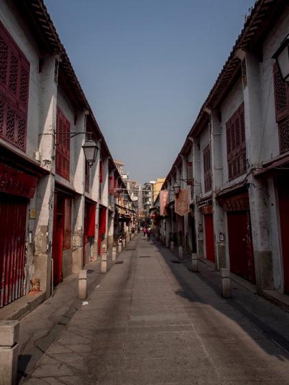 Macau Rua da Felicidade 1