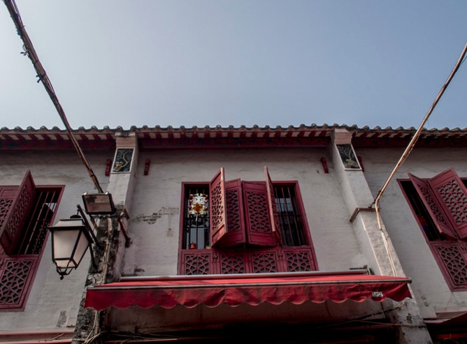 Macau Rua da Felicidade 4