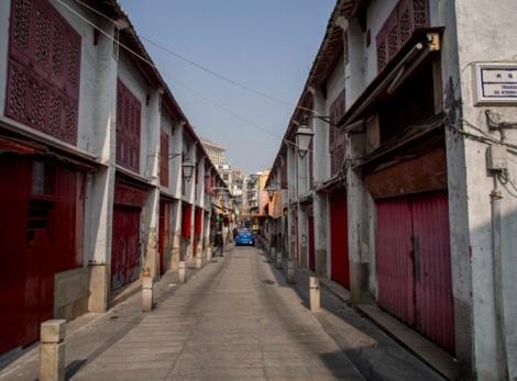 Macau Rua da Felicidade 5