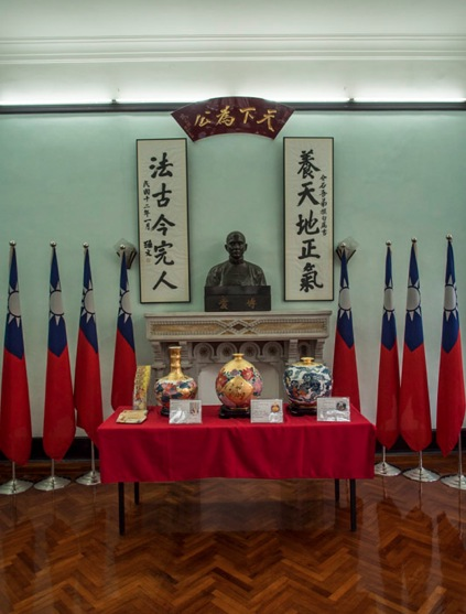 Macau Sun Yat Sen Memorial House 3