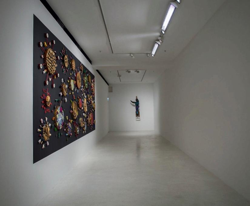 Pearl Lam Gallery Peddar Building 1 Yinka Shonibare