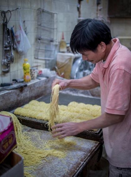 Sham Shui Po - Noodles 1