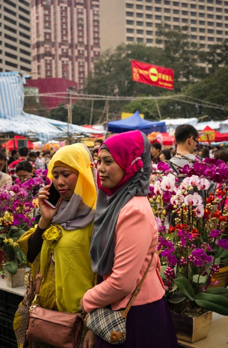 Victoria Flower Market 10