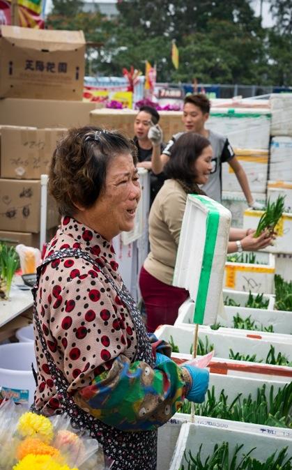 Victoria Flower Market 4
