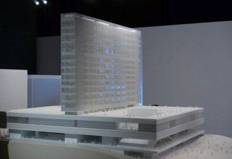 Building M+ Herzog & de Meuron Design 2014-0