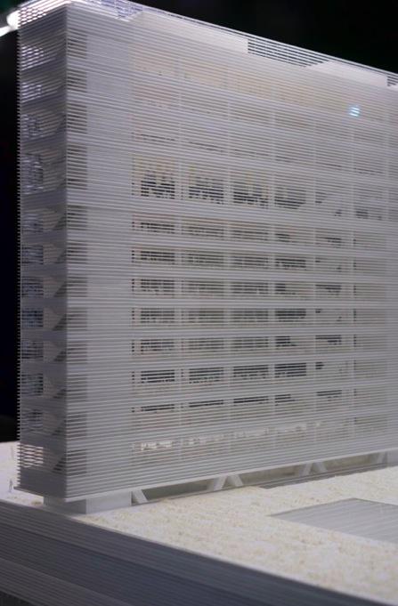 Building M+ Herzog & de Meuron Design 2014-2