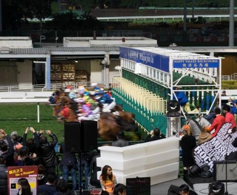 Happy Valley Racecourse 2014-3