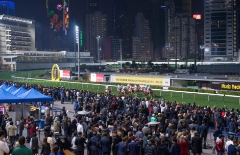 Happy Valley Racecourse 2014-4